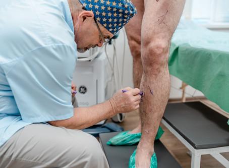 Доктор Григоренко: Мужской варикоз тяжелее женского
