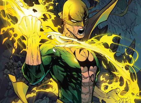Marvel Announces New Iron Fist Series