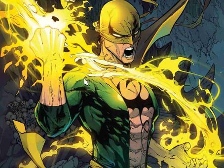 Marvel Announces New Iron Fist Series
