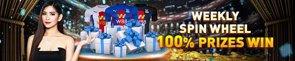 Deposit now and spin it with 100% prizes win