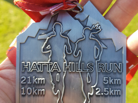 RACE RECAP - Hatta Hills Run