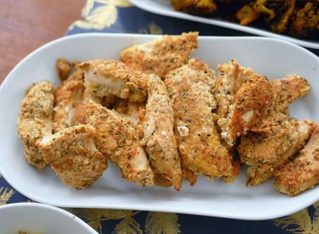 Crispy Oaty Chicken Tenders