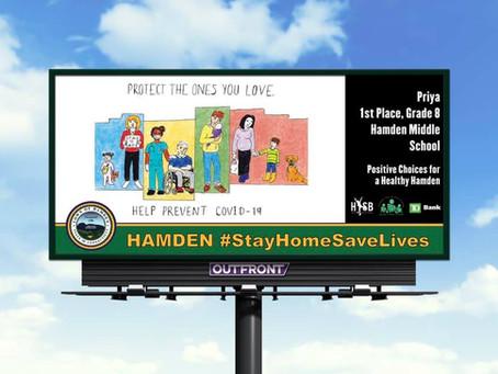 "Hamden Students Help us Make ""Positive Choices"""