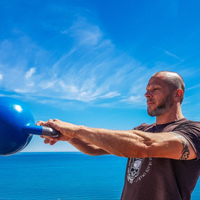 Full Body Kettlebell Circuit