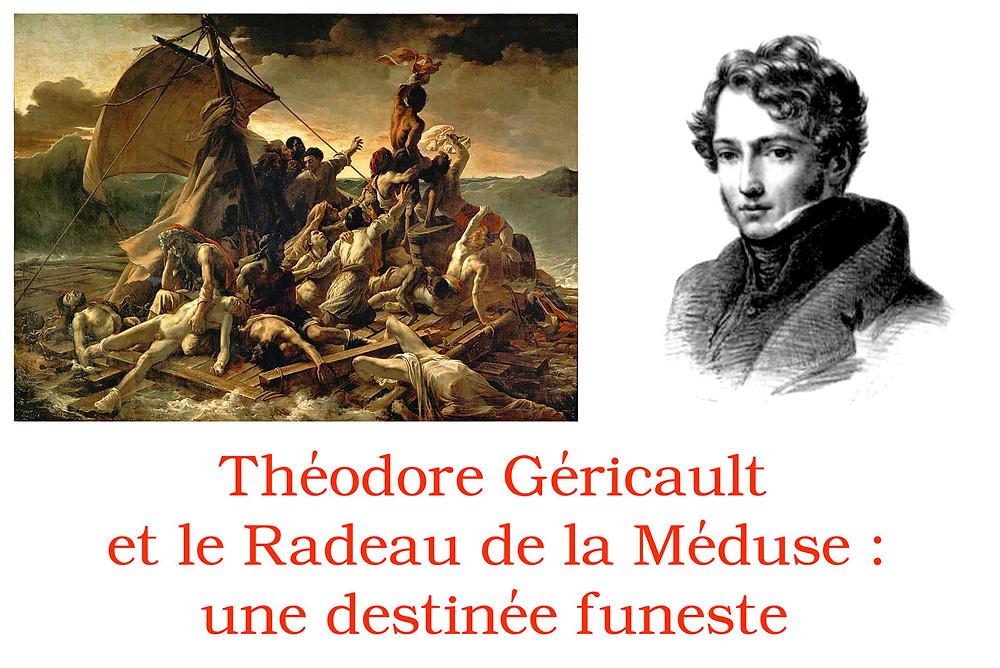Radeau de la Méduse, Théodore Géricault