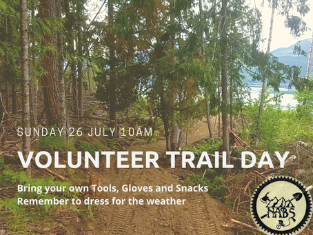 Volunteer Trail Day