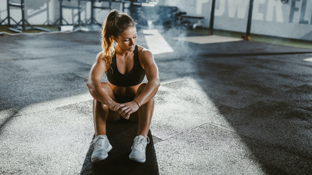 HIIT Workout # 1