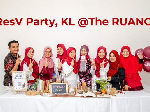 ResV Party Yg Pertama