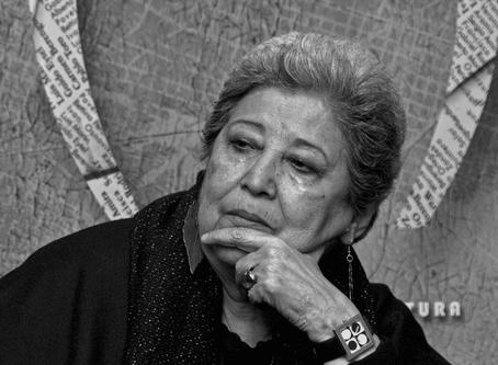 """Lectura sobre """"Lengua osa verba"""", poema escrito por Carmen Berenguer"""
