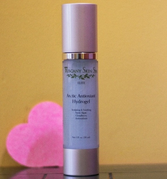 image of the Arctic Antioxidant Hydrogel by Tuscanyskinspa.com