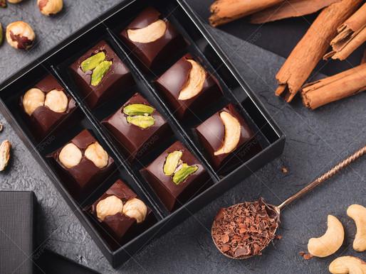 Наборы шоколадных конфет Spell