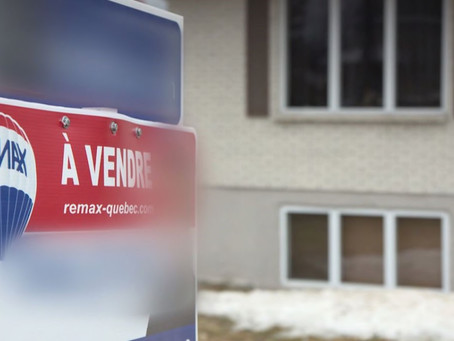 Ventes d'unifamiliale, Châteauguay, Mercier et Beauharnois dans le top 100 québécois