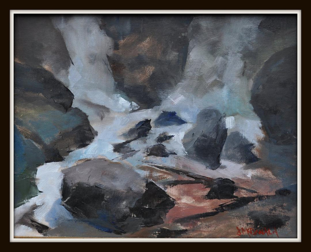 Jim McDonald - Chaos Falls