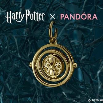 Harry Potter x Pandora - New Harry Potter Pendant.