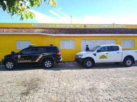CGU apura irregularidades em empréstimos na Prefeitura de Cruz do Espírito Santo (PB)