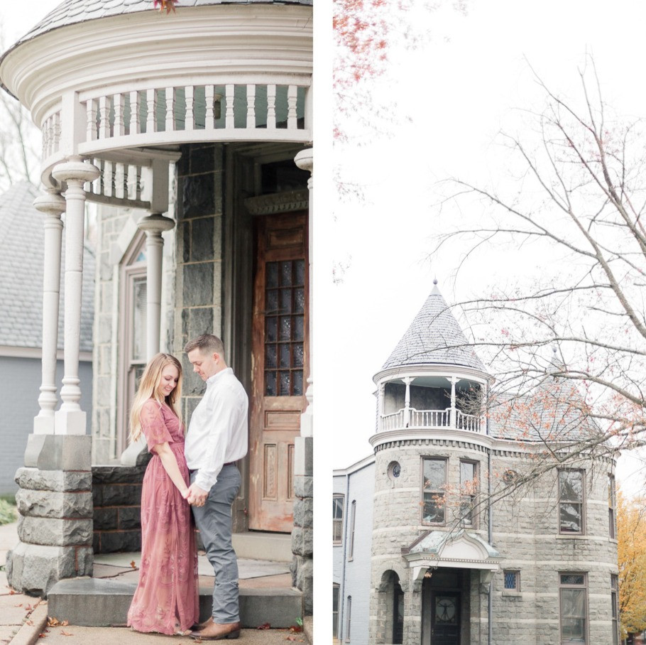 Sarah Duke Photography | A Virginia Museum of Fine Arts Engagement Session in Richmond Virginia | Kelly & Austin