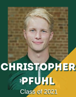 Christopher Pfuhl, Class of 2021