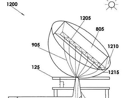 U.S. Patent 8184372 – A Bright Idea