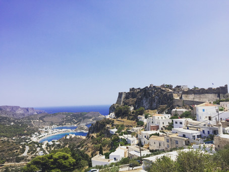 Guardian: Is Kythira the perfect Greek island?