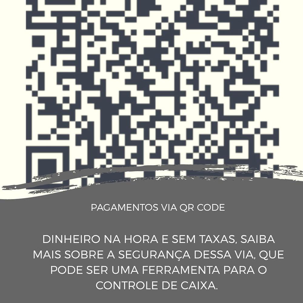 pagamento via QR code
