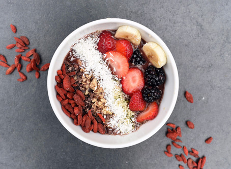 Smoothie Bowls for the WIN
