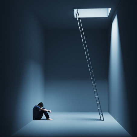 CLIMBING YOUR WAY UP FROM GRIEF AND LOSS