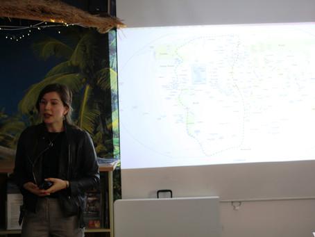 Presentation in Copenhagen went great