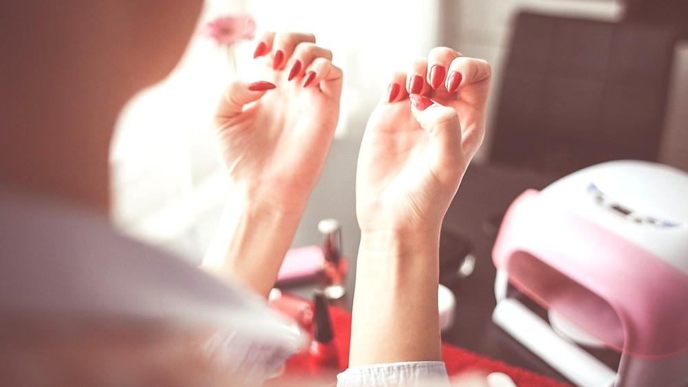 Do you know the history of nail polish? Click here - startblog