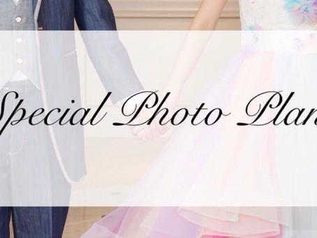 期間限定 Special Photo Plan