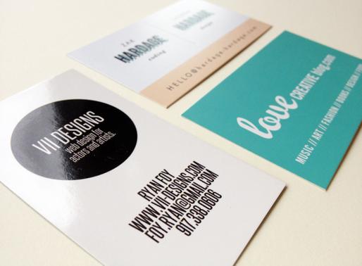 6 dicas para ter seu cartão de visita ideal!