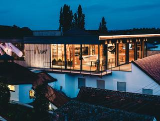 Wein ist Kunst- Eröffnung der Weingalerie Hagn