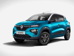 Renault Launched Kwid Neotech Edition at Rs 4.30 Lakhs