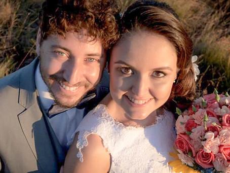 Meu casamento - história e papelaria