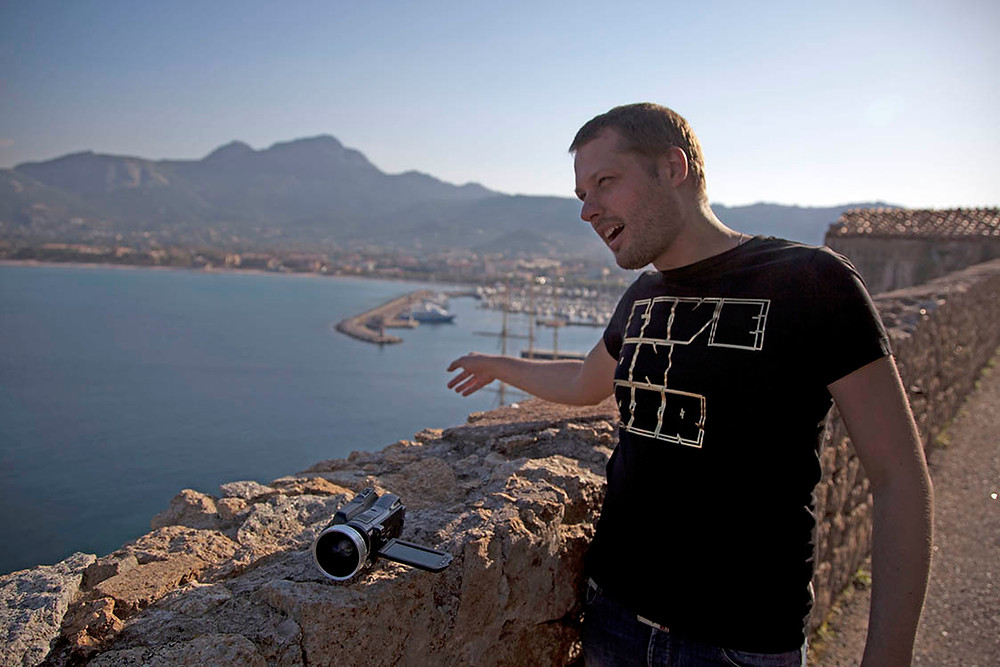Filmed on Calvi, Corse