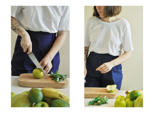 Table Talks: meet Léa Froment, a french food designer living in jakarta
