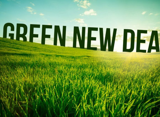 The answer to the crisis is the Green New Deal