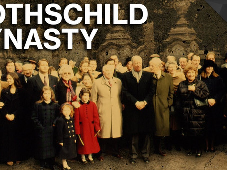 68.  The Rothschilds - The Wealthiest Family of the World
