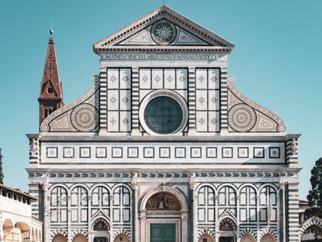 600+ Yaşında Bir Eczane: Santa Maria Novella
