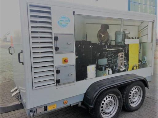 Wasserhochdruckanlagen auf Anhänger oder LKW-Aufbauten?