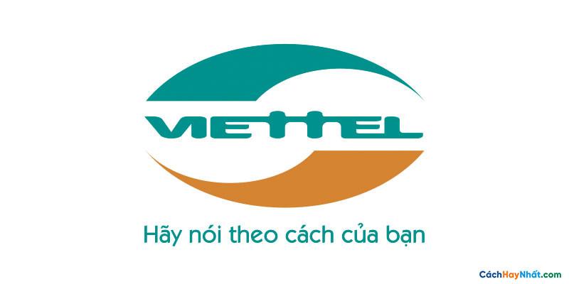 Logo Công ty Viễn thông Viettel