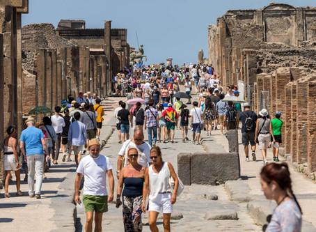 Trabalho e comércio de rua na Antiguidade romana