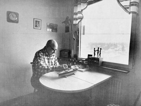 Sjömannen William Johansson