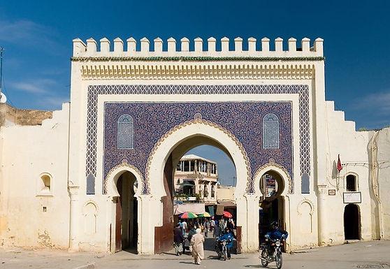 Fès, fascinante médina marocaine