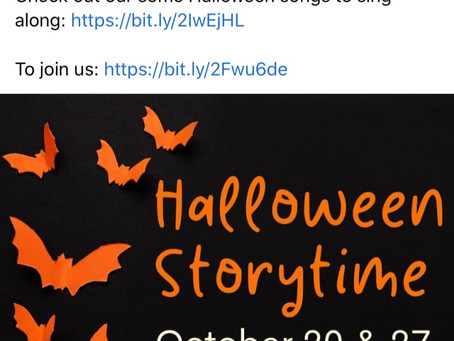 Westbank Halloween Story