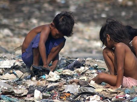 A fome mata: 17 pessoas morrem de desnutrição por dia no Brasil