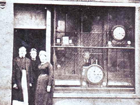1929: How the Gatland Clock came to The Queens Hall ...
