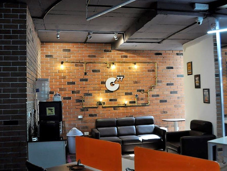 Cost and other benefits of GIGA co-working