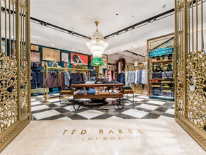 Ted Baker Opens Global Flagship Store in Dubai Mall
