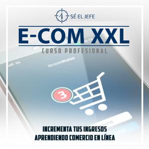 ecommerce, curso, comercio en linea, sé el jefe, hectorrc.com