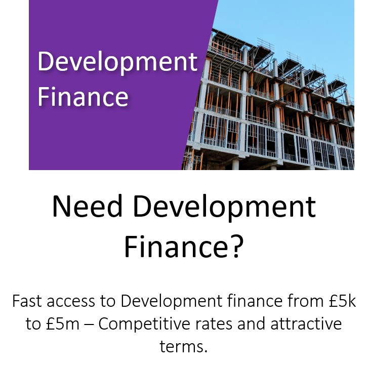 Keep your project on track with Development Finance